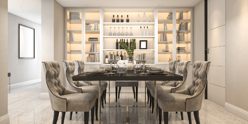 Dining Room Organization Tips for ENTP Personality Types