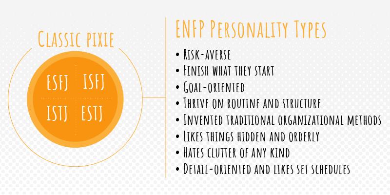 ESTJ Personality Types (Pixie Type: Classic) and Sentimental